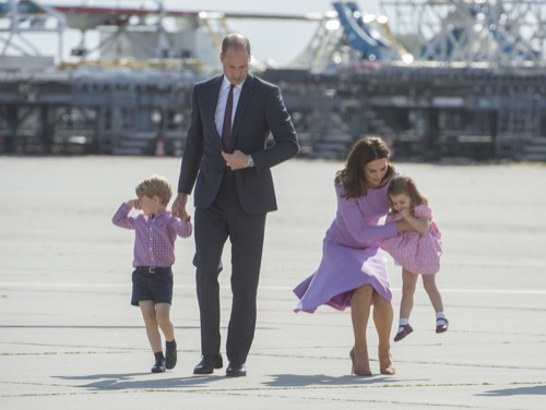 Princess Charlotte Embarrasses Kate Middleton With Epic Public Meltdown