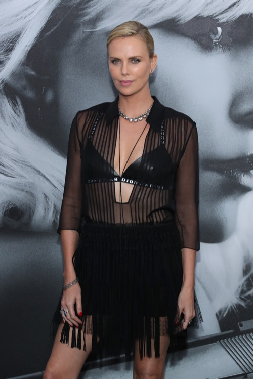 Charlize Theron Parenting Criticized By Hollywood Parents - Report