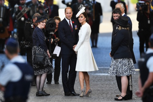 Kate Middleton Banned From Signing Autographs: Palace Fears Terrorism