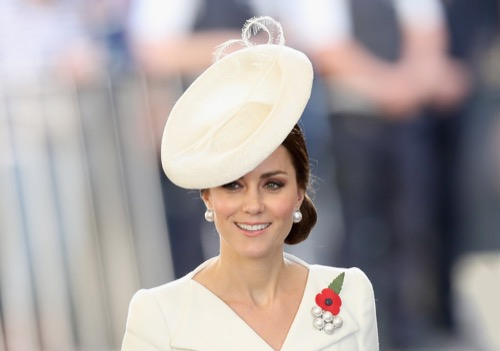 Kate Middleton's Secret Relationship With Princess Diana's Sister Lady Sarah McCorquodale Revealed
