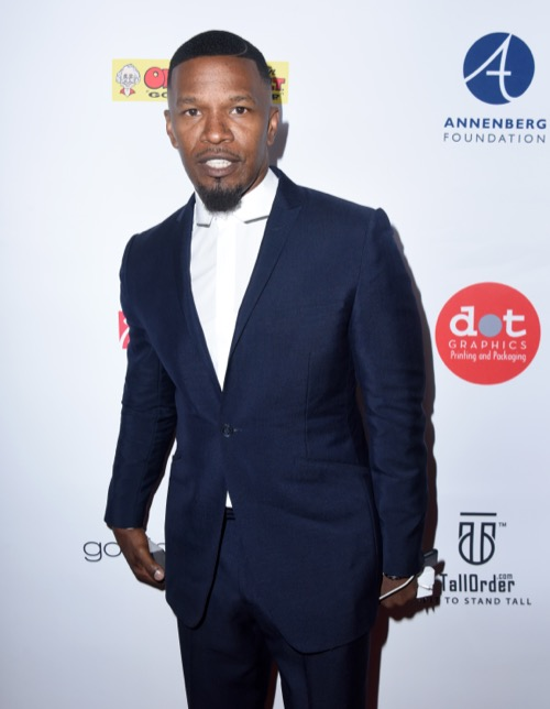 Jamie Foxx Takes Katie Holmes and 'Step-Daughter' Suri Cruise on School Shopping Trip