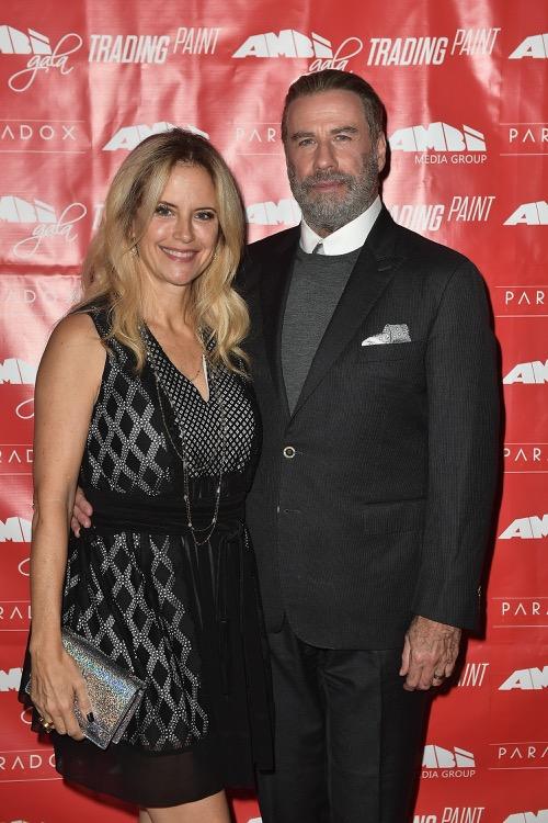 Olivia Newton-John Relies On John Travolta And Delta Goodrem During Breast Cancer Battle