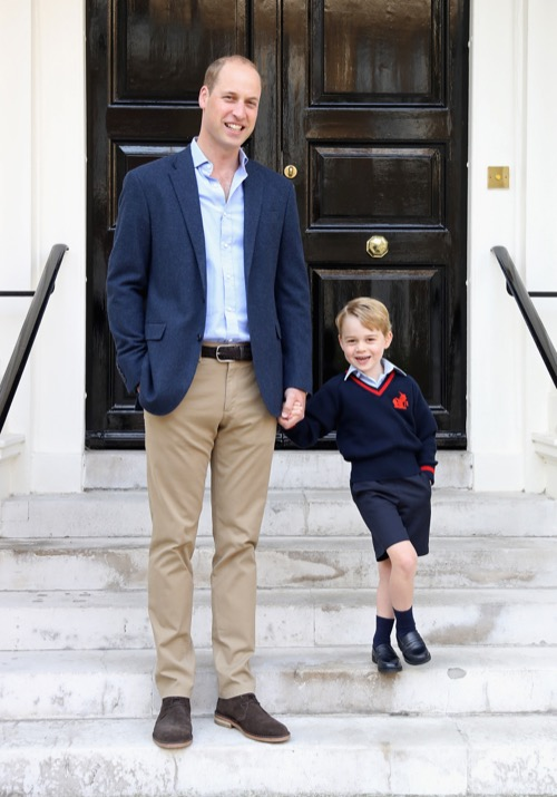 Kate Middleton and Prince William Plan Prince George's Boarding School Future
