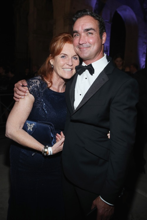 Sarah Ferguson Dating Ex Manuel Fernandez: Prince Andrew Reunion No Longer in The Cards