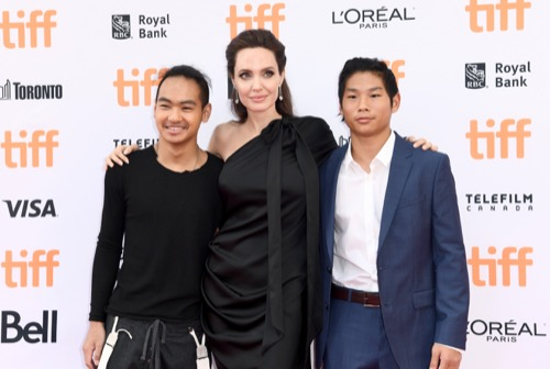Angelina Jolie Makes Teenage Son Maddox Jolie-Pitt Executive Producer of New Film: Nepotism Run Wild