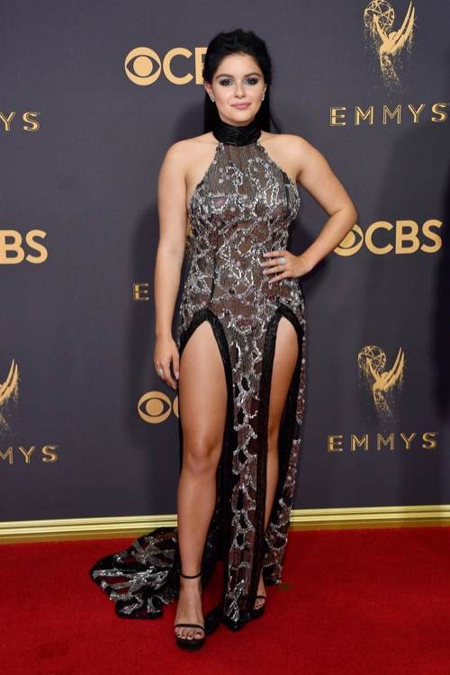 Ariel Winter Makes Emmys 2017 The Worst Dressed List After Bragging About Sexy Style