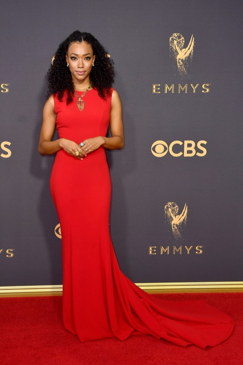 Sonequa Martin-Green Goes From Slaying Zombies To Flying High In Star Trek