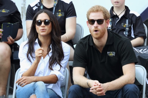Meghan Markle Related to Prince Harry Through Queen Mother's Ancestor