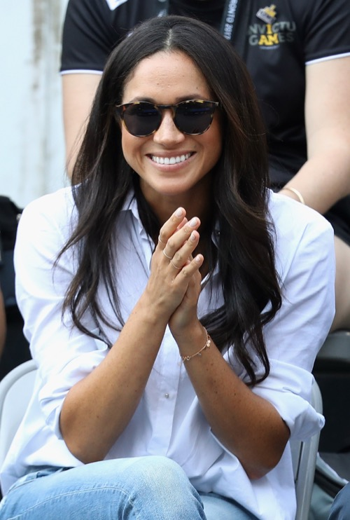 Meghan Markle Shuns Sexy Image For More Conservative Royal Look?