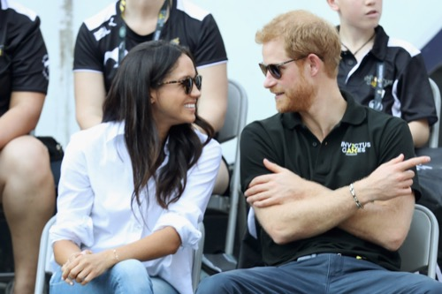 Prince Harry and Meghan Markle Moving in Together Before Engagement - Another Royal Tradition Ignored?