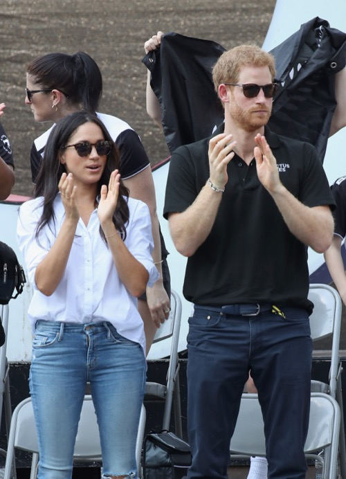 Prince Harry's Crush On Meghan Markle