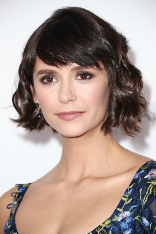 Nina Dobrev Steps Out With Publicist Gary Mantoosh For Romantic Dinner Date