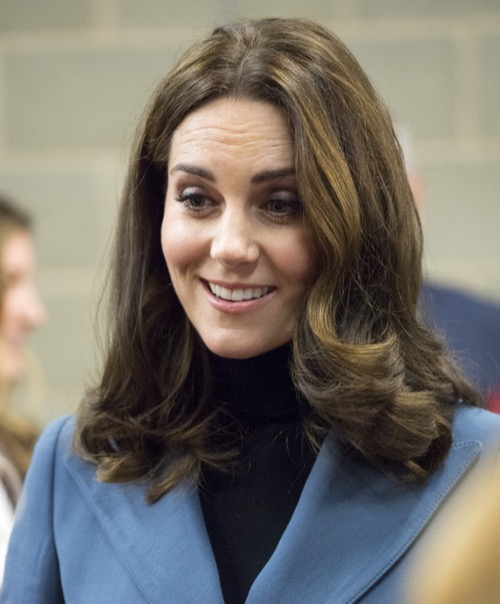 Kate Middleton Receives First Royal Award From Tiny Island Nation