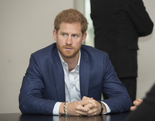 Broody Prince Harry Delights Fans in Copenhagen: Royal Babies On The Mind