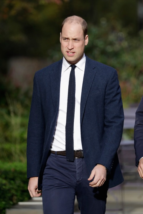 Prince William Won't Be Best Man At Prince Harry's Wedding