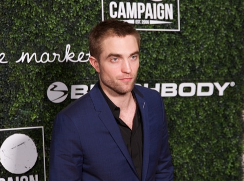Robert Pattinson Spotted With Mystery Blonde: FKA Twigs Already Forgotten