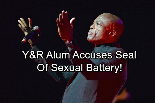 Seal Cops Investigate Sexual Battery Allegedly Groped & Forcefully Kissed Actress