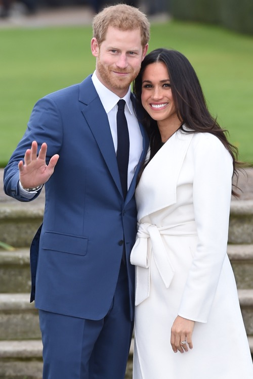 Prince Harry and Meghan Markle Engaged: Prince William and Kate Middleton Among First To Release Congratulatory Statements