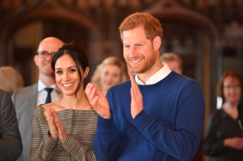 Prince Harry and Meghan Markle: Lifetime Casts Leads For Royal Romance Movie