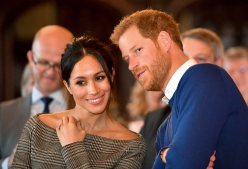 Here's Why Prince Harry and Meghan Markle's Children Won't Be Getting The Royal Treatment