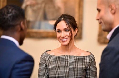 Meghan Markle Breaks Royal Protocol With Hollywood Habit