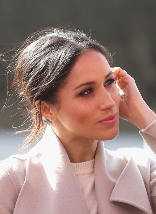 Meghan Markle Leaves Troubled Family Members Off Of Royal Wedding Invite List