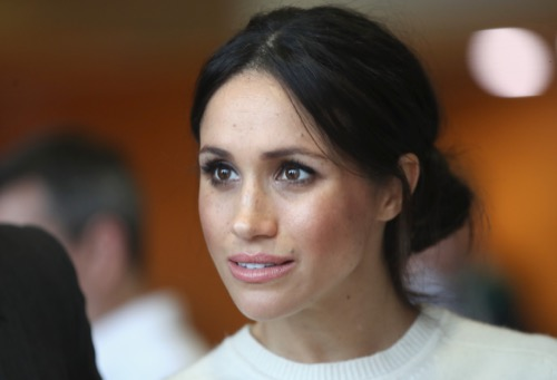 Meghan Markle Leaves Out Troubled Family Members From Royal Wedding Invite List