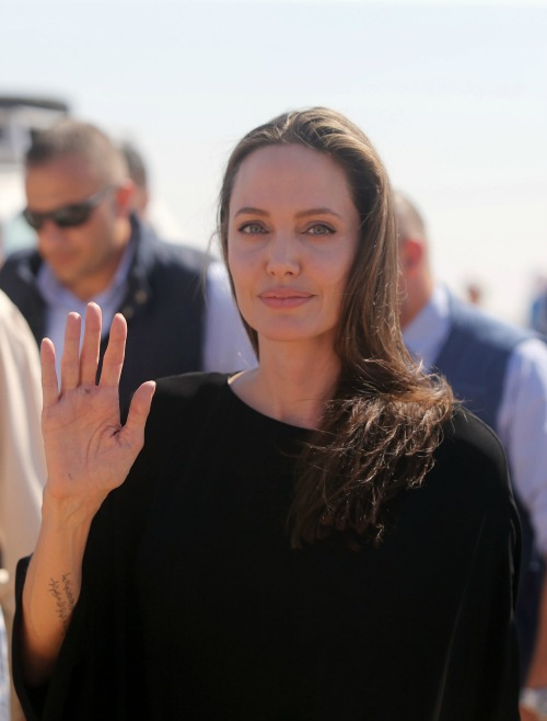 Angelina Jolie Forced to Respond To Accusations of Cruel Auditions Of Disadvantaged Children in Cambodia