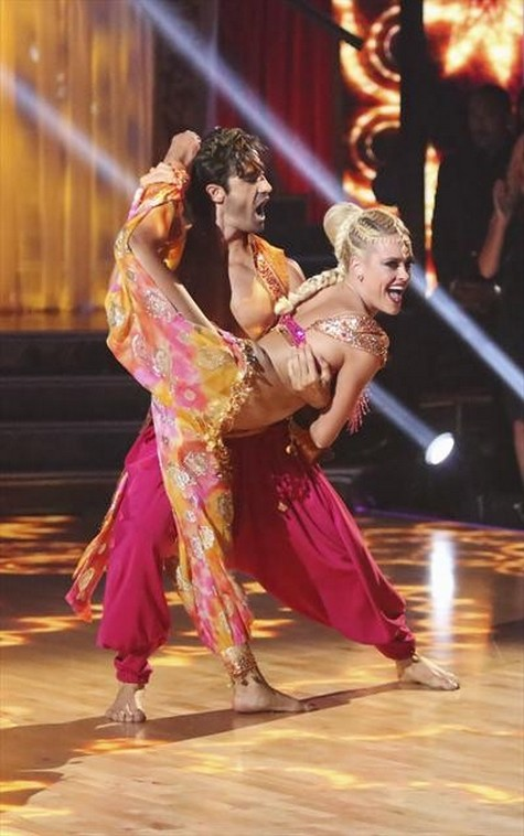 Gilles Marini Dancing With the Stars All-Stars Rumba Performance Video 10/22/12