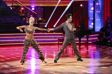 Gilles Marini Dancing With the Stars All-Stars Tango Performance Video 10/8/12