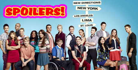 Glee Season Four Spoilers: An Event So Shocking It Left Lea Michele Speechless