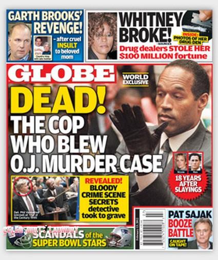 The Cop Who Blew The OJ Simpson Case Secrets Revealed (Photo)