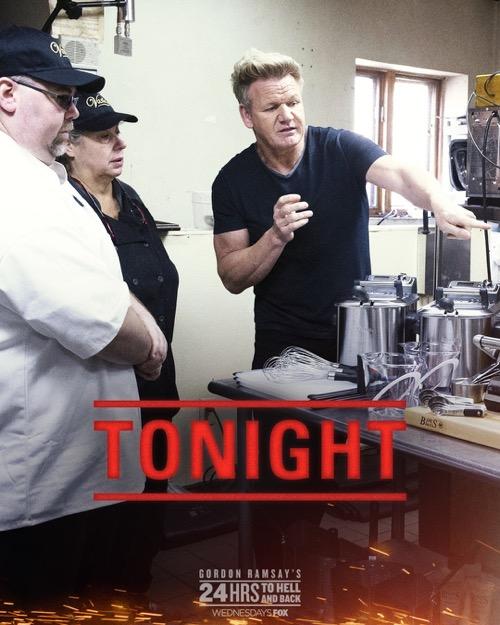 "Gordon Ramsay's 24 Hours to Hell & Back Recap 01/16/19: Season 2 Episode 3 ""Vasi's Restaurant and Bar"""