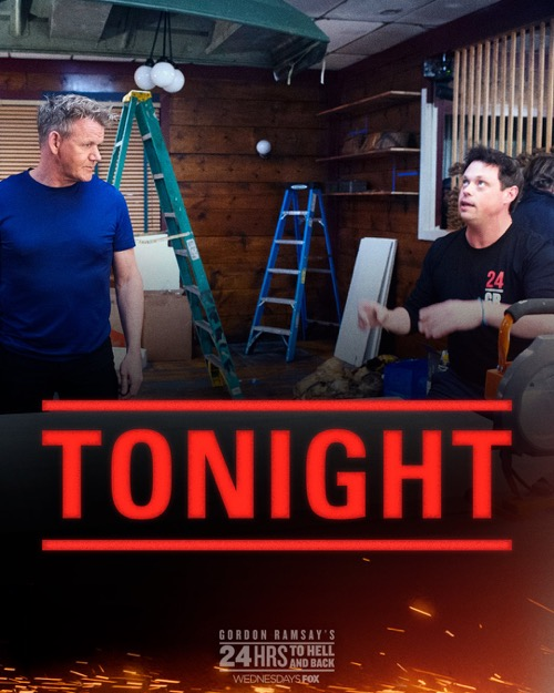 "Gordon Ramsay's 24 Hours to Hell & Back Recap 01/23/19: Season 2 Episode 4 ""Catfish Cabin"""