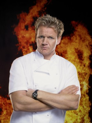Gordon Ramsey Get's Bitchy Says Jamie Oliver Is A Cook & He Is A Chef