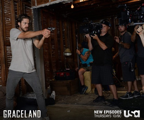 "Graceland Recap: 8/13/15 Season 3 Episode 8 ""Savior Complex"""