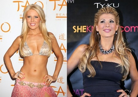 Gretchen Rossi vs. Alexis Bellino
