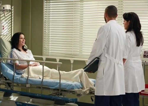 "Grey's Anatomy Season 9 Episode 9 ""Run Baby Run"" Recap 12/13/12"