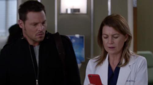 "Grey's Anatomy Recap 2/2/17: Season 13 Episode 11 ""Jukebox Hero"""