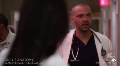 "Grey's Anatomy Finale Recap 5/18/17: Season 13 Episode 24 ""Ring of Fire"""