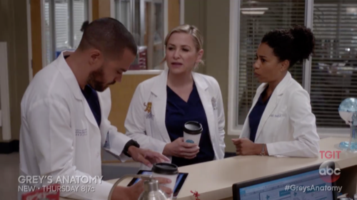 Greys Anatomy Recap 2917 Season 13 Episode 12 None Of Your