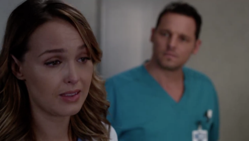 "Grey's Anatomy LIVE Recap: Season 13 Episode 14 ""Back Where You Belong"""
