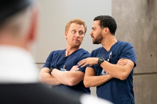 "Grey's Anatomy Recap 02/14/19: Season 15 Episode 13 ""I Walk the Line"""