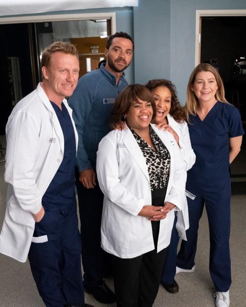 "Grey's Anatomy Recap 04/11/19: Season 15 Episode 21 ""Good Shepherd"""