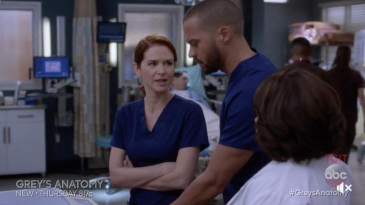 Greys Anatomy Recap 12518 Season 14 Episode 10 Personal Jesus