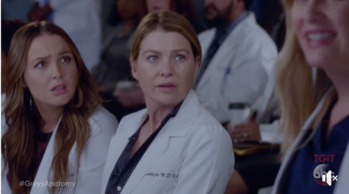 Ellen Pompeo Says Goodbye to 'Grey's Anatomy' Co-Stars Sarah Drew & Jessica Capshaw