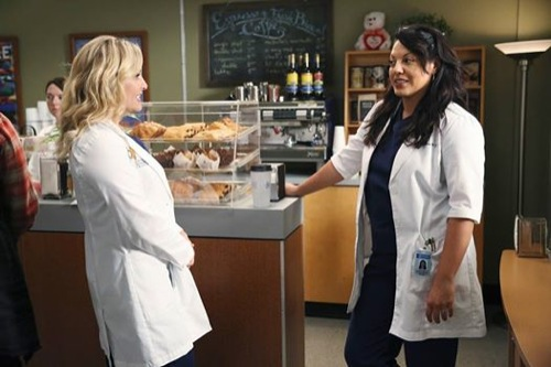 "Grey's Anatomy LIVE Recap: Season 11 Episode 3 ""Got to Be Real"""