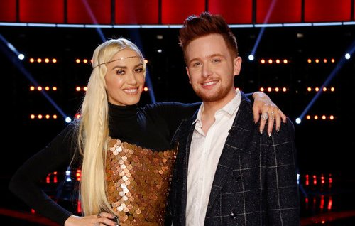WATCH Jeffery Austin and Gwen Stefani Duet 'Leather and Lace' on The Voice Top 4 Finals Video 12/14/15