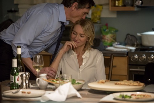 Naomi Watts and Billy Crudup Secret Couple: Off Screen Romance Blooms