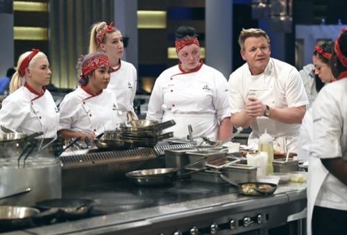 """Hell's Kitchen Recap 01/28/21: Season 19 Episode 4 """"Wedding Bells In Hell"""""""